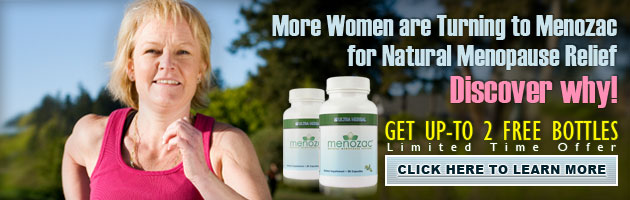 natural menopause relief Early Signs Menopause